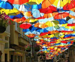 arte ombrelli