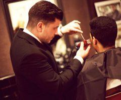 barbiere capelli uomo
