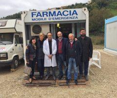federfarma farmacia terremoto