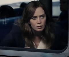 la ragazza del treno
