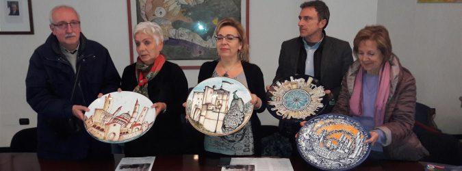 mostra di ceramica