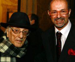 Di Caro con Gerardo Marotta