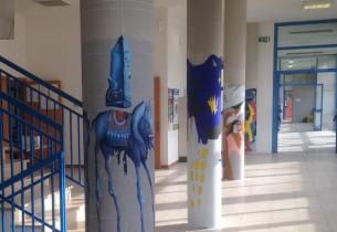 colonne ad arte folignano