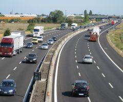 incidente su A14 crolla ponte