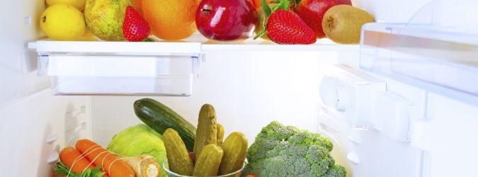 conservare alimenti in frigo