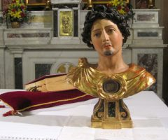 reliquia di san giorgio