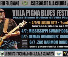 villa pigna blues festival