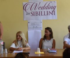 wedding in sibillini
