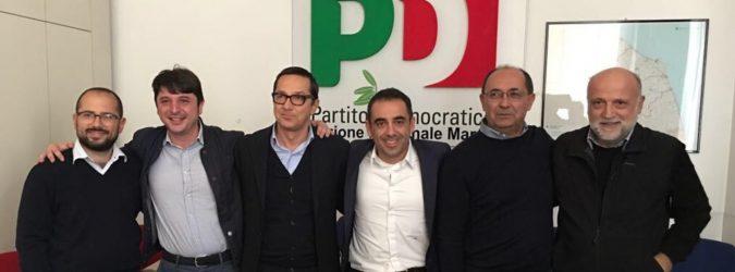 nuovi segretari provinciali pd marche