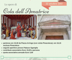 tour cola dell'amatrice