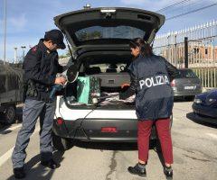 polizia banda di ladri