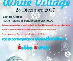 natale a offida - white village