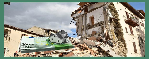 Sospensione mutui terremoto: ecco tutte le novità per il 2018
