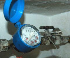 emergenza gelo - contatori acqua