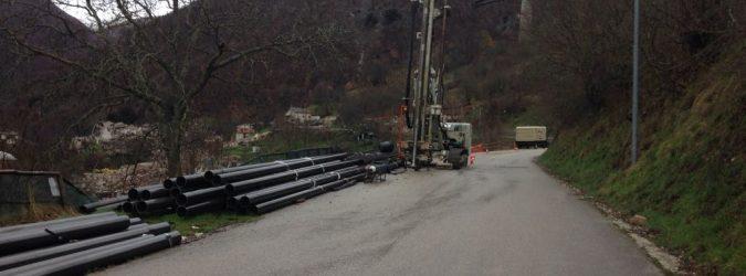 lavori post terremoto strade provinciali