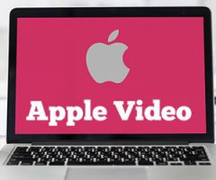 apple video