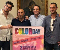 color day ascoli piceno