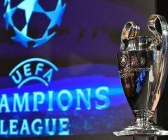sorteggio gironi Champions League