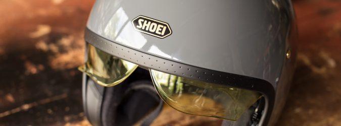 casco jet moto sicurezza