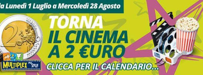 cinema 2 euro multiplex
