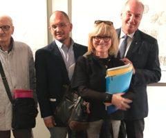 ascoli news 5 opere di arnaldo marcolini alla galleria licini