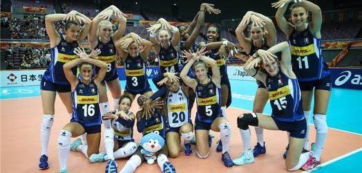 Mondiali Volley femminile 2018