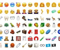 iphone nuove emoji