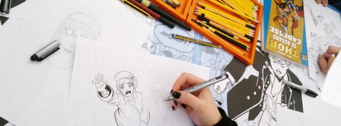 ascoli news - scuola di fumetto ascoli piceno