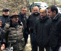 sisma centro italia visita centinaio arquata del tronto