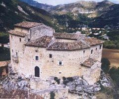 Ricostruzione terremoto Castel di Luco