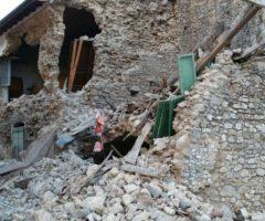 sanatoria terremoto