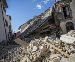 terremoto sisma centro italia