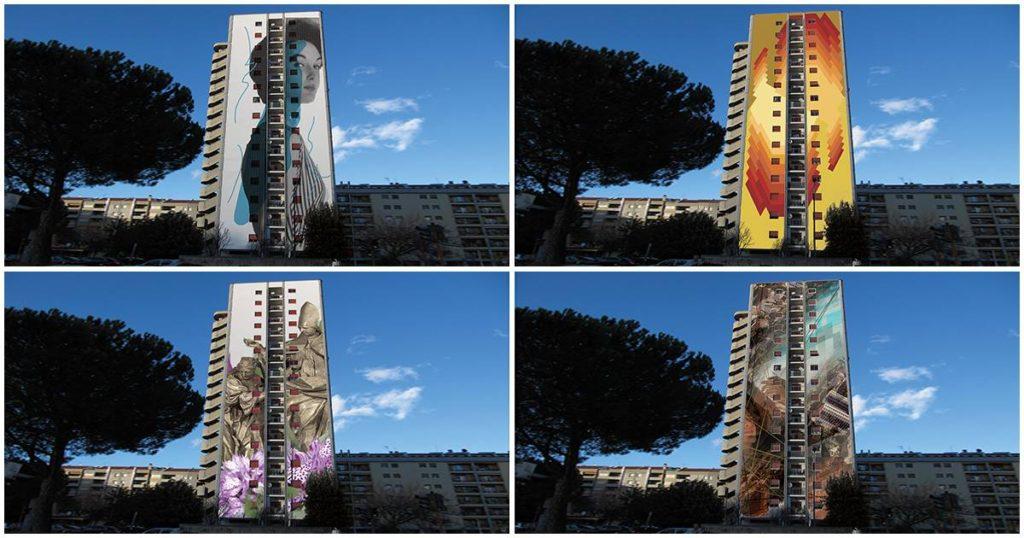 contest arte pubblica quartiere monticelli