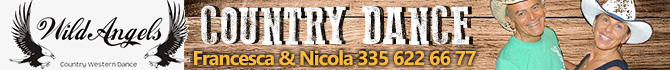 Banner di Ballo Country