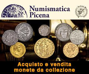 Banner di Numismatica Picena
