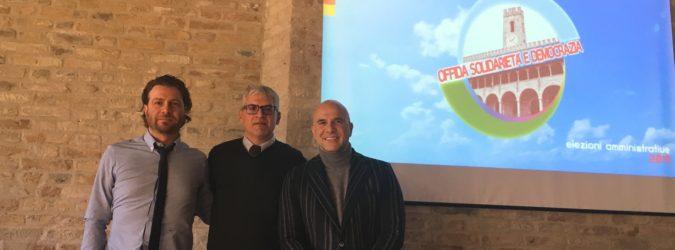 comunali offida Presentazione candidato Sindaco Luigi Massa (1)
