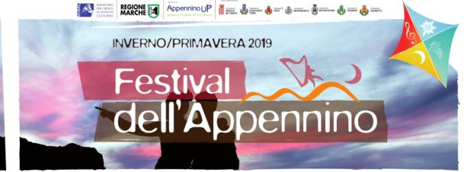 festival dell'appennino 2019 copertina