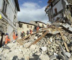 comitato sindaci cratere ricostruzione