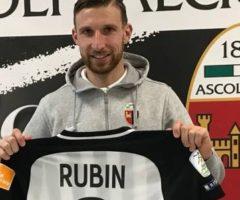 ascoli calcio Rubin