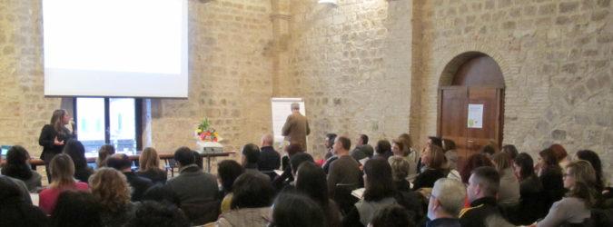 ricostruzione interiore fondazione paoletti