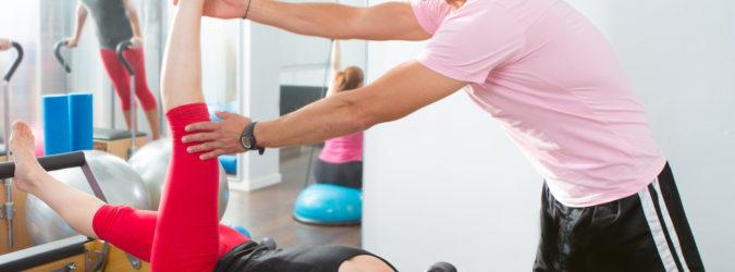 insegnante di pilates