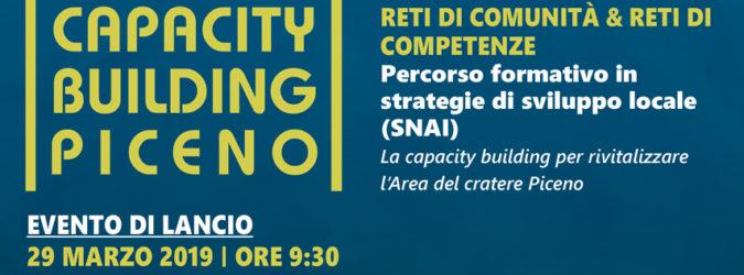 Capacity Building Piceno-Evento-di-lancio