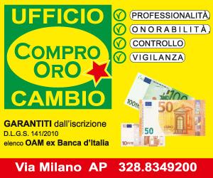 Banner di Compro ORO