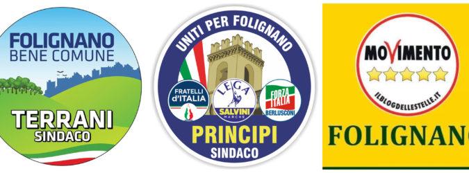 comunali folignano 2019