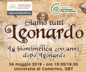Banner di Siamo tutti Leonardo