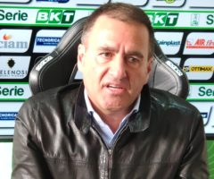 Ascoli Pescara le interviste