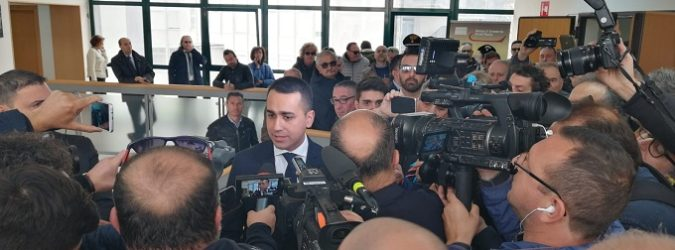 Di Maio Camera di Commercio