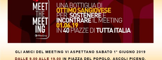 eventi ascoli meet the meeting