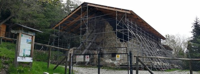 Santa Maria in Pantano monti sibillini