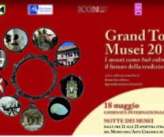 grand tour dei musei 2019
